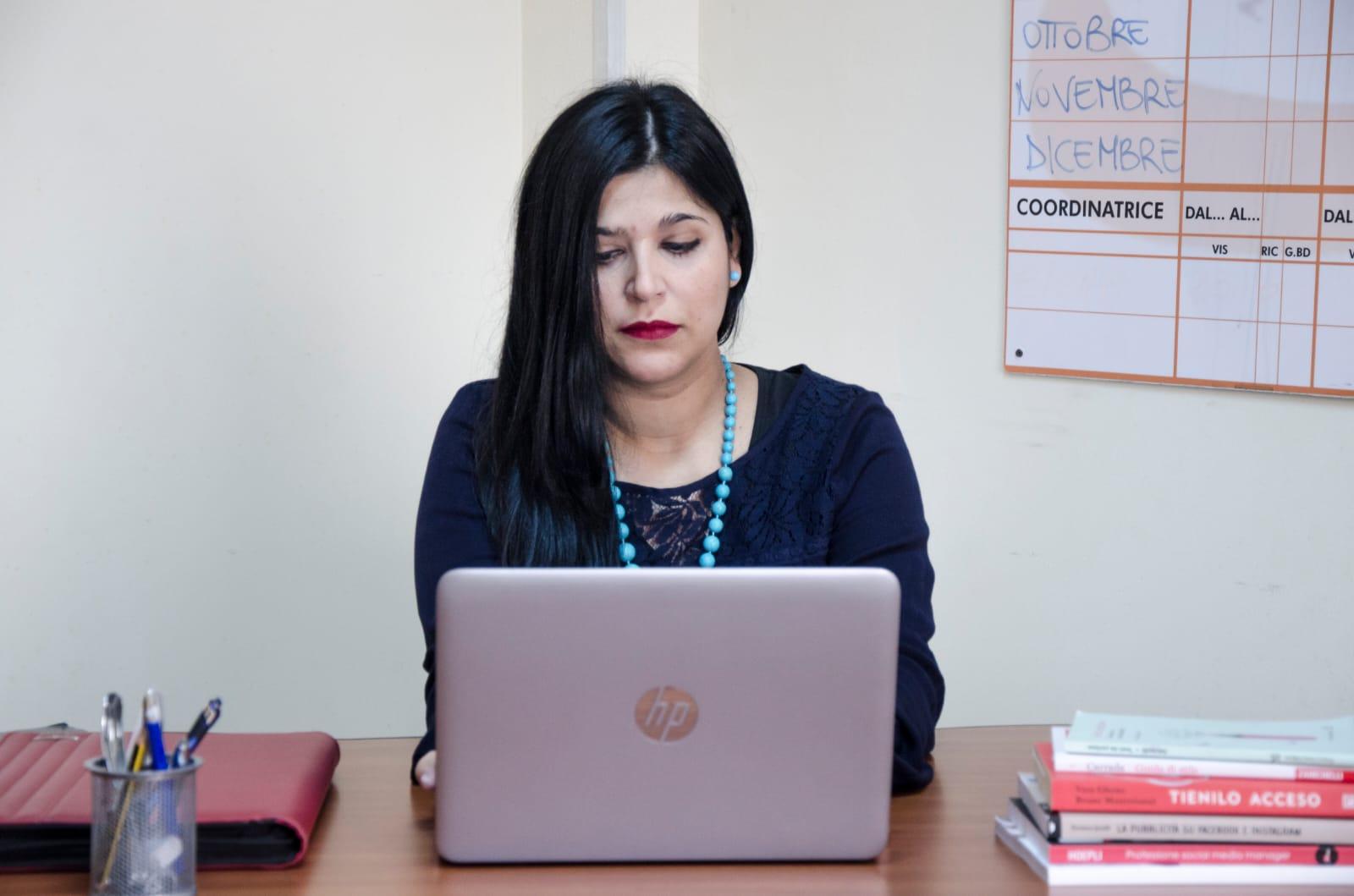 Martina Saiu Social media manager